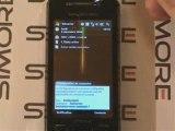 Double carte SIM Simore pour Sony Ericsson X1 Xperia