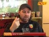 RC LENS POINT PRESSE DU STAFF LENSOIS