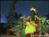 Cook Islands Dance Solo - Rarotonga