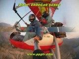 MICROLIGHT FLIGHTS IN ÖLÜDENİZ/TURKEY 2