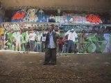 Clip fais gaffe (plus les 2chanteur hlm&opac reggae band)
