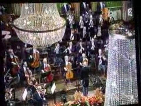 LA MARCHE DE RADETZKY - Concert Nouvel An 2002