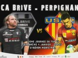 Avant match - CABrive vs USAP