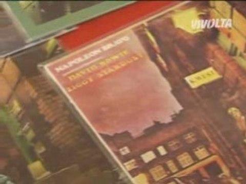 reportage sur un collectionneur de vinyles