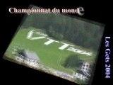 Championnat du Monde VTT 2004