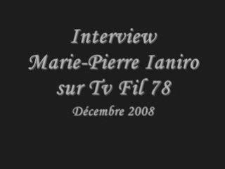 Vidéo de Marie-Pierre Ianiro