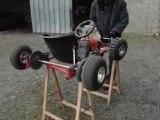 Kart moteur 100cc