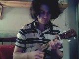 Somewhere over the rainbow par Pilou au ukulele