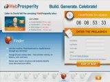 {Webprosperity} Pre launch Phase - Allen Ivy WebProsperity