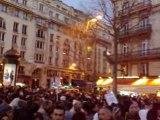 gaza Manif paris samedi 3 janvier 2009