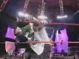 Kane vs. Jamal and Rosey