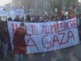 Manif à lille pour gaza 3 janvier 2009