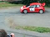 206 wrc Guebey rallye des vins 2006
