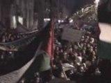 Manifestation contre la barbarie sioniste à Gaza 5