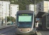 Le tramway de Nice (Alpes-Maritimes)