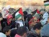 Manifestation palestine à Strasbourg!!