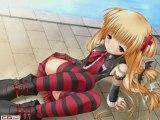 Anime girl triste - tristesse et mélancolie