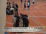 Alevín Masculino/ Tecnificación-C. B. Valladolid