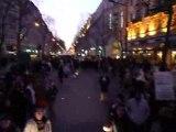 Grande Manifestation de soutient à Gaza  Paris 03/01/09 p20