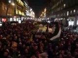 Grande Manifestation de soutient à Gaza  Paris 03/01/09 p24