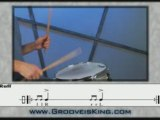 Ruff - Drum Rudiment - Play Drums - Drum Lessons