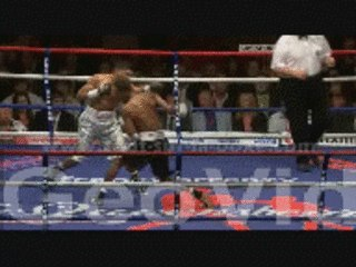 Best Of Boxing Knock out 2008  - By Chinoir509