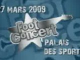 Jean Baptiste Maunier - Foot Concert - Huntington Avenir