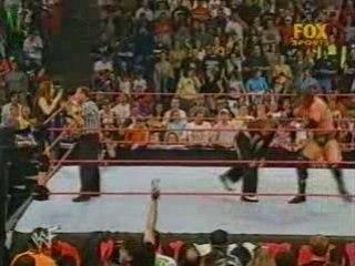 Raw.16.04.2001 - Jeff Hardy Vs Triple H - IC.Title