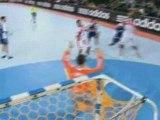 Resume France - Tunisie: Mondial de Handball 2007