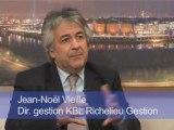 Jean-Noël Vieille Dir. Gestion KBL Richelieu Gestion