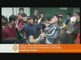 HOLOCAUSTO EN GAZA PALESTINA