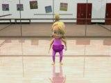 Bébé Lilly Danse Disco