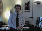 Luc Chatel présente les Etats Généraux de l'Automobile