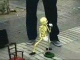 La danse du squelette