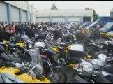 Rallye Gendarmerie 2008 Moto Motards Cantal