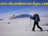 Ski Nordique - Rando Nordique - Ski de fond Hors Traces
