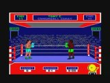 Barry McGuigan World Championship Boxing - Amstrad Cpc 6128