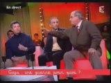 Ce soir ou jamais 08/01 Gaza Conflit israélo-palestinien 2