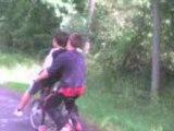 Descente BMX