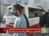 Gaza sous le feu, J+15, 822 morts, 3356 blessés