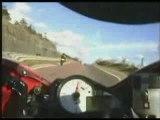 Lim poursuite en moto