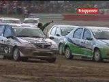 Rallye cross LOGAN CUP 2008