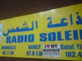 mohamed rissani anime sur radio soleil, musique tunisienne