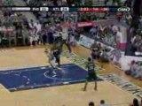 NBA Sixers vs. Hawks 1st Half January 11, 2009