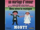 Monty Dieu aime la musique (1971)