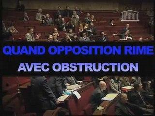 Obstruction parlementaire : Quand le parlement s'éveillera