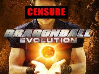 Dragonball Evolution détournement