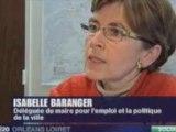 france 3 Orléans itw isabelle baranger régie repères