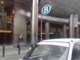 Bruxelles: Quartier Léopold / Gare de Luxembourg UE