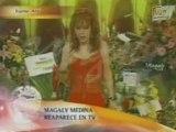 AMERICA NOTICIAS LUNES 5-ENERO-2009 BREVE RETORNO DE MAGALY